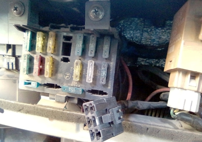 fuse box diagram mazda titan and relay their location and assignment  about fuses and relay